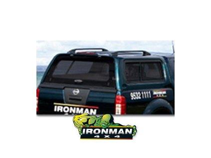 Hardtop pre Nissan Navara D40 2005 - 2011