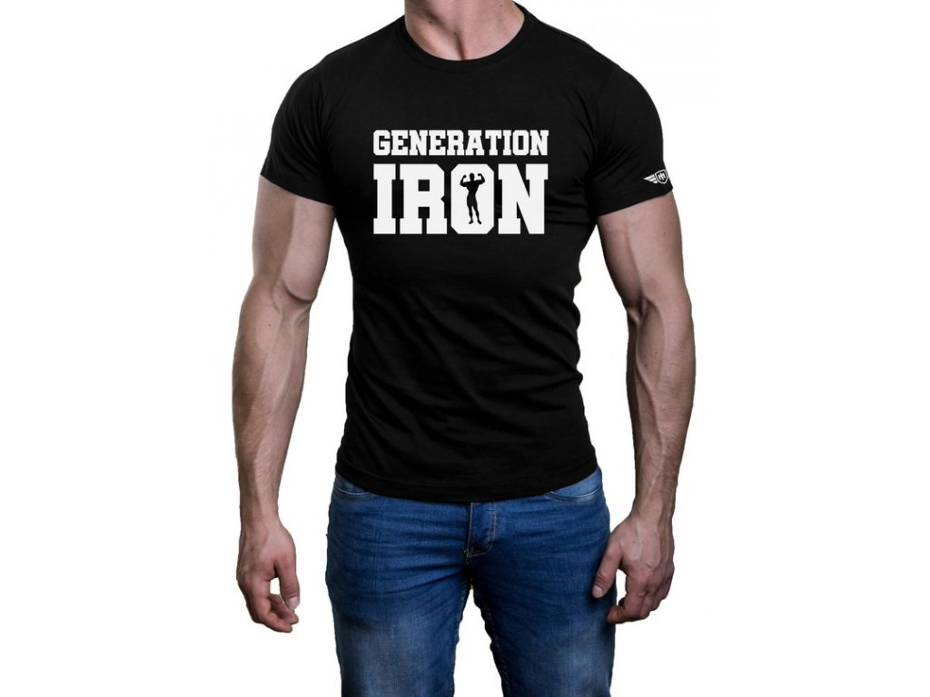 generation iron cernajpg