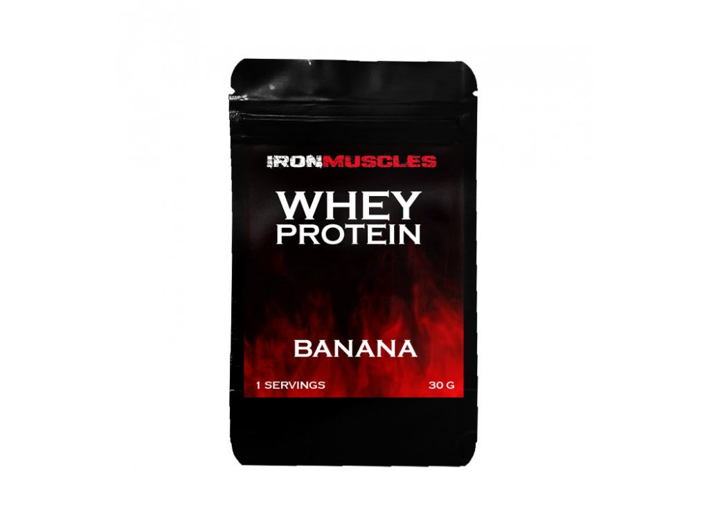 VZOREK - Whey protein (prichut Vanilka)