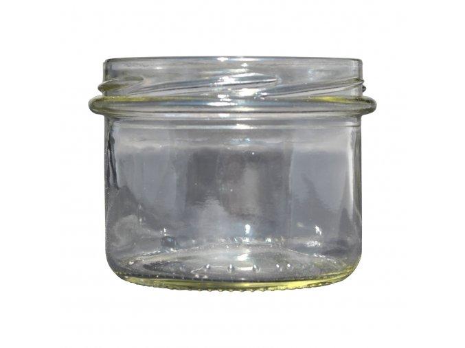 Zavařovací sklenice Twist 235 ml rovná