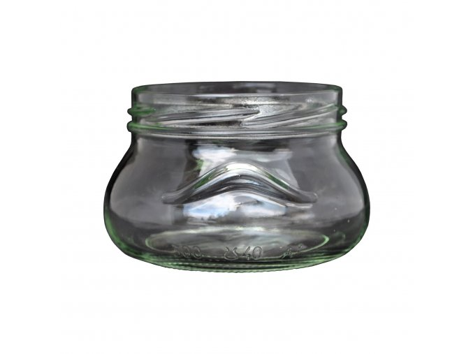 Zavařovací sklenice Twist 300 ml amfora