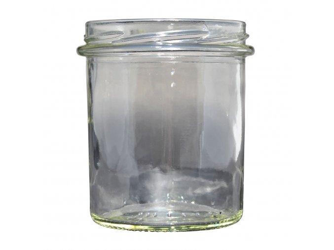 Zavařovací sklenice Twist 346 ml rovná