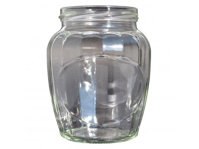 Zavařovací sklenice Twist 720 ml etiketa