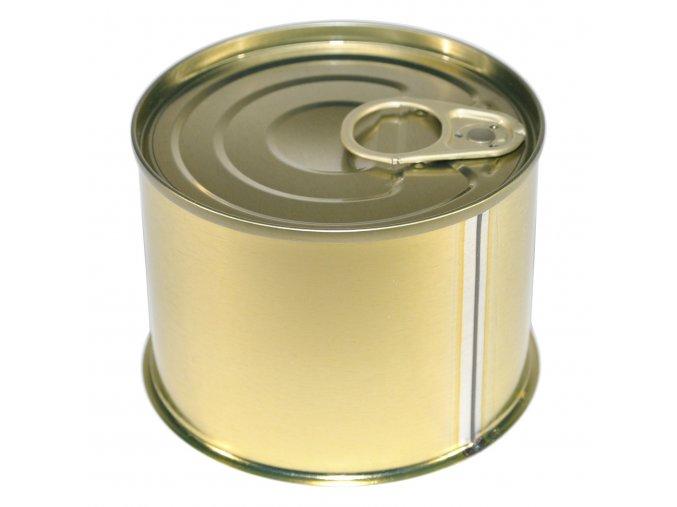 Plechovka na zavařování 073 054 rovná easy open