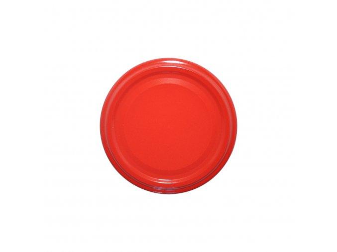 Víčko Twist 43 červené