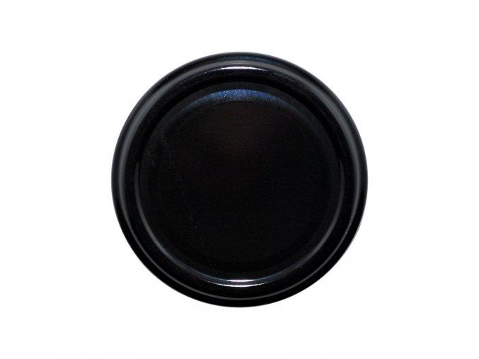 Víčko Twist 66 černé paster