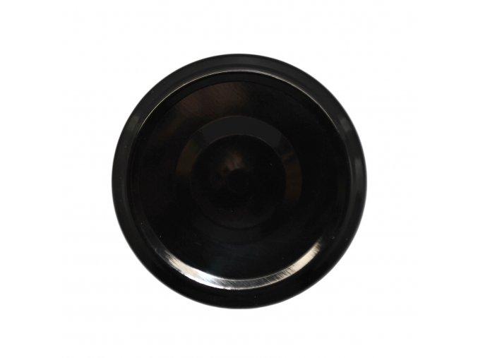 Víčko Twist 66 černé steril s klipem
