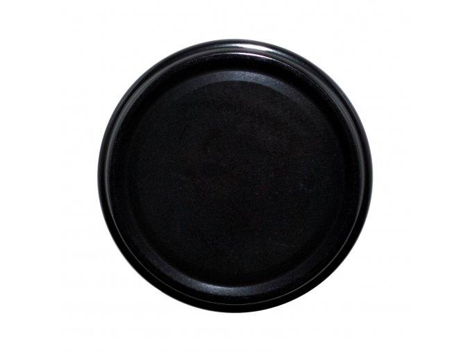 Víčko Twist 82 černé paster