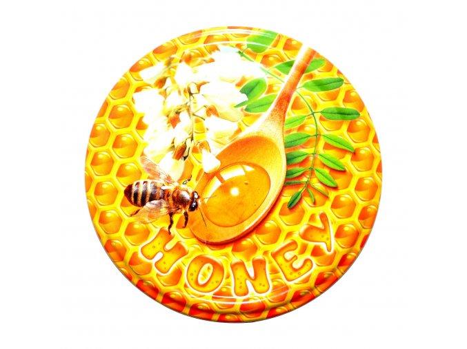 Víčko Twist 82 med