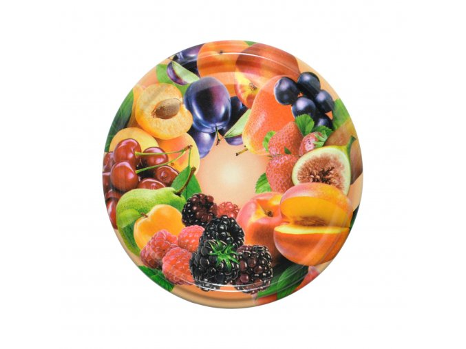 Víčko Twist 82 ovoce