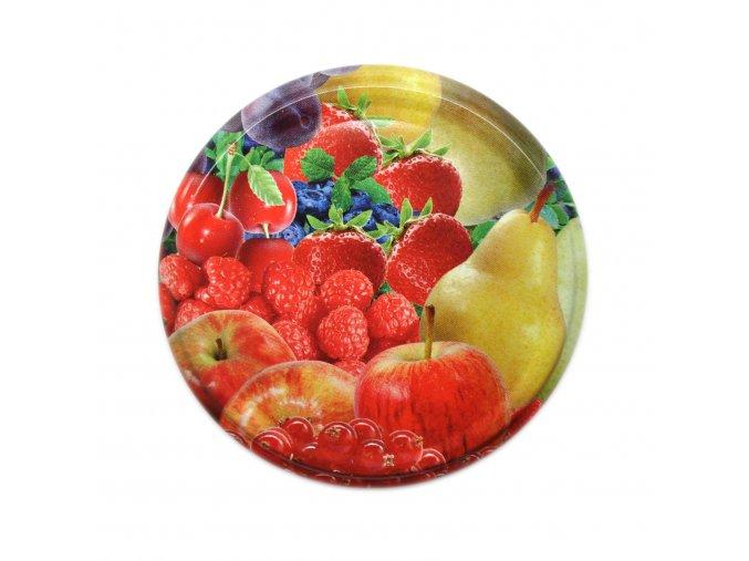 Víčko Twist 82 ovoce MIX