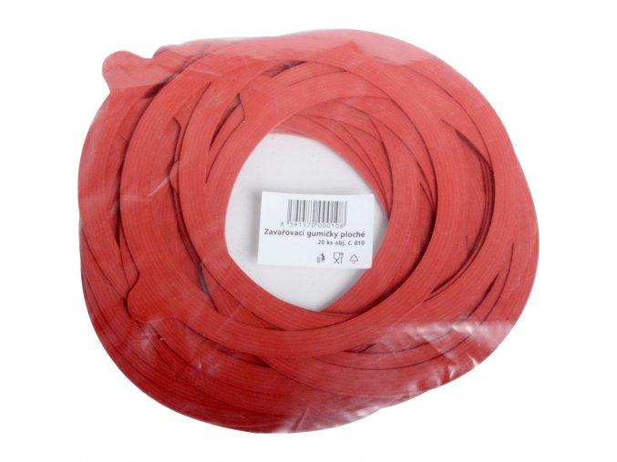 Zavařovací gumy BAL 20 ploché