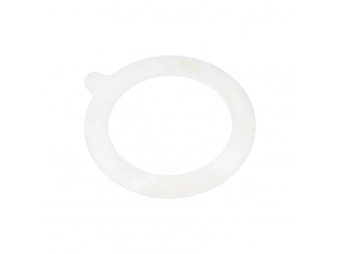Zavařovací gumy do patentních sklenic DZK bílé malé