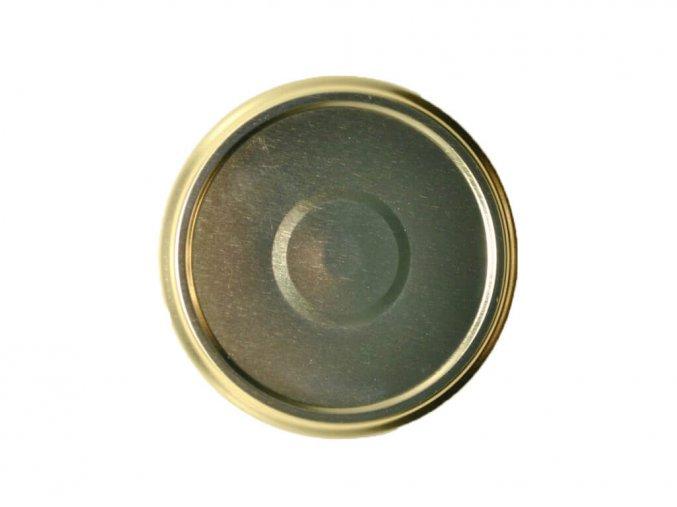víčko twist 66 zlaté steril