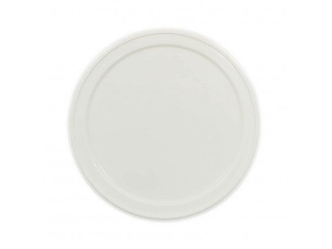 plastové víčko 73 bílé