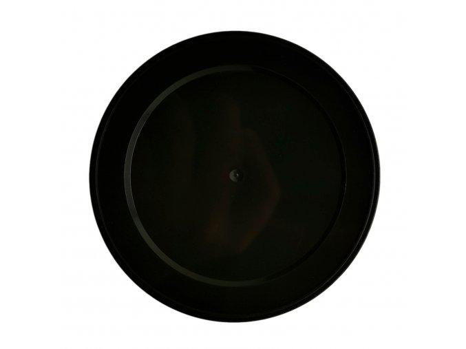 plastové víčko 99 černé