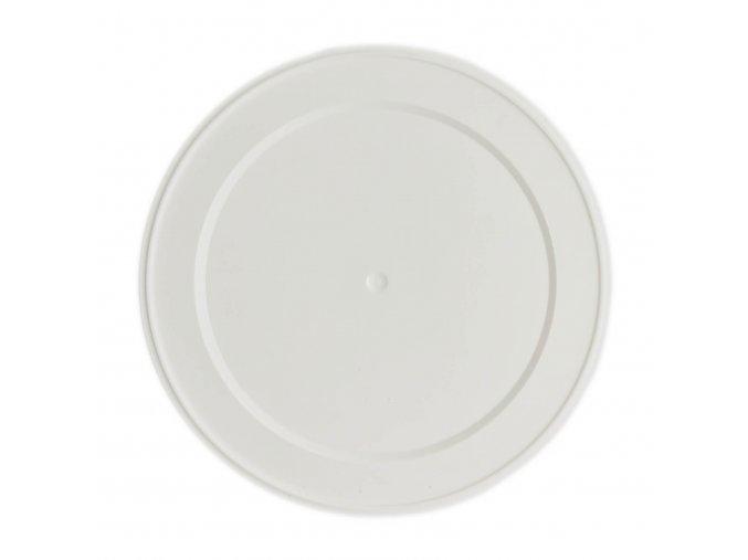 plastové víčko 99 bílé