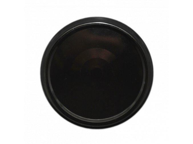 Víčko Twist 82 černé steril 0805