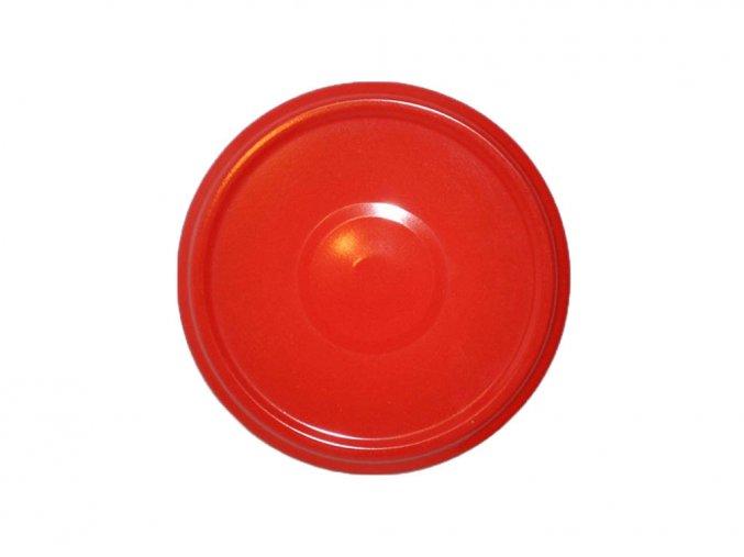 66 červené víčko nové