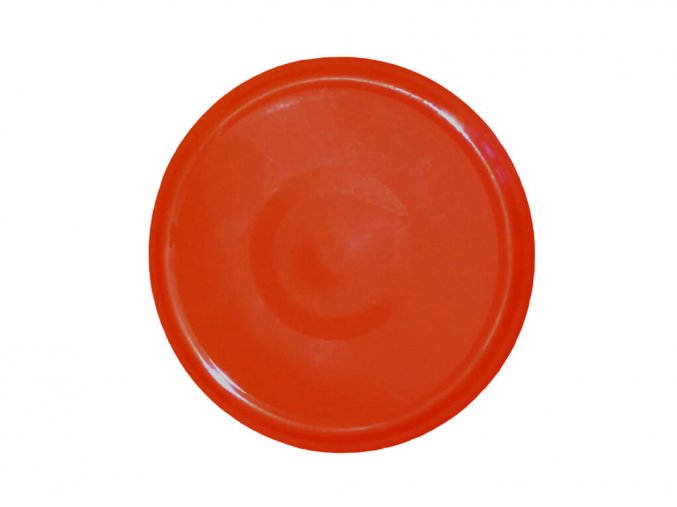 světlé červené víčko zavařovací 82