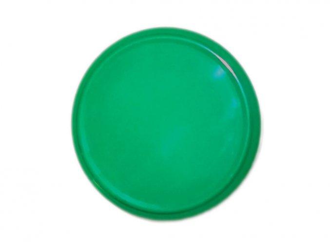 světlé zelené víčko zavařovací 82