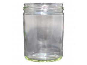 Zavařovací sklenice Twist 440 ml rovná