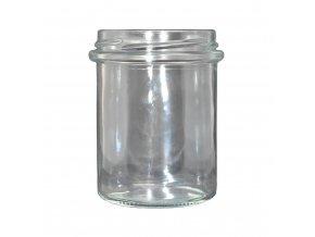 Zavařovací sklenice Twist 545 ml rovná