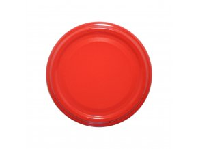 Víčko Twist 66 červené paster