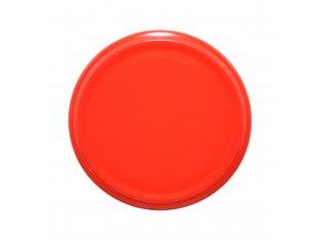 Víčko Twist 82 červené paster