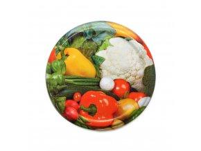 Víčko Twist 66 zelenina MIX (bal 10)