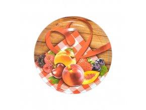 Víčko Twist 66 ovoce venkov