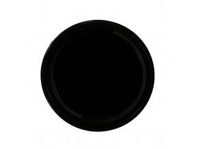 plastové víčko 73 černé