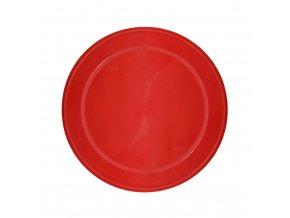 plastové víčko 73 červené