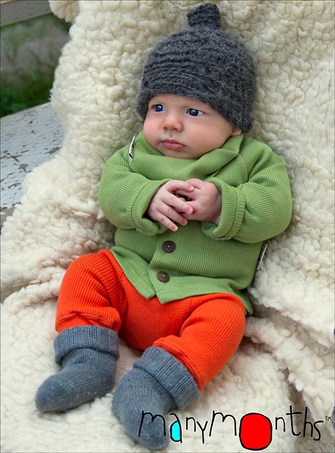 Jak oblékat sebe i miminko do šátku?