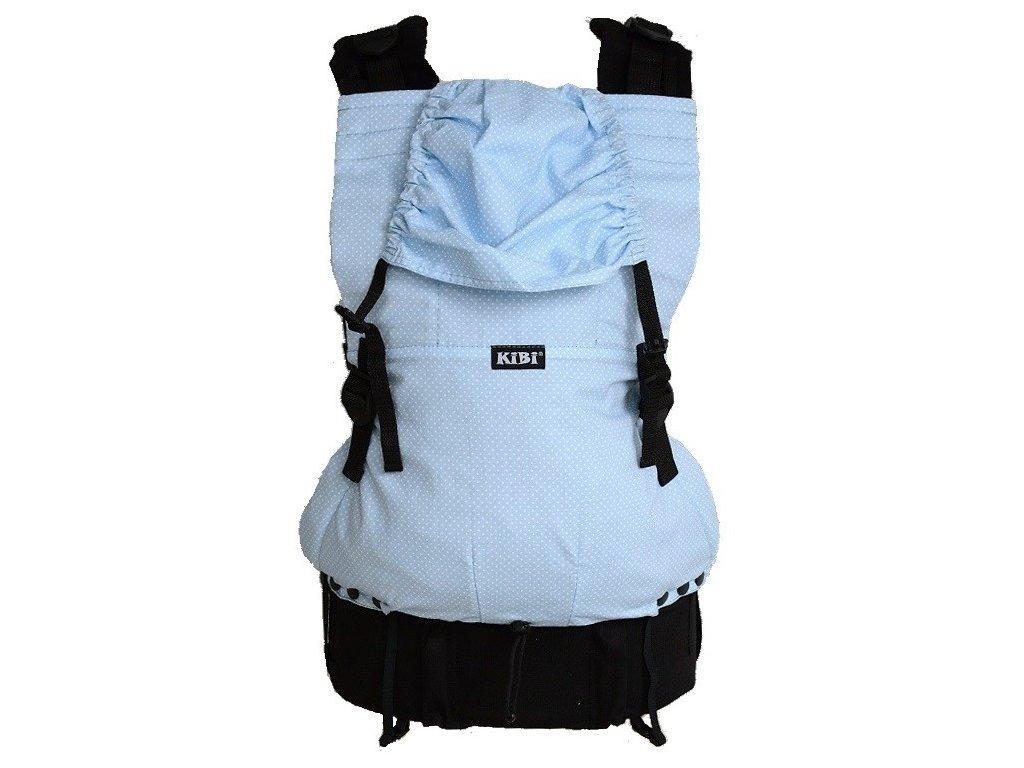 ergonomické nosítko KiBi modré