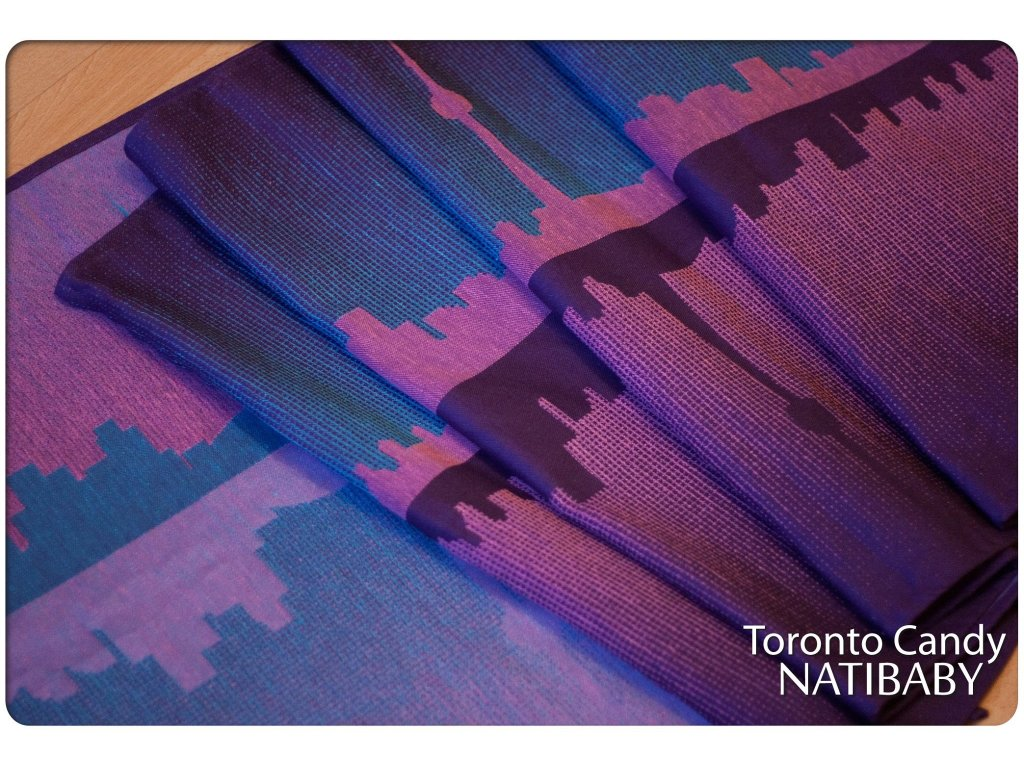Natibaby Toronto Candy 50% len