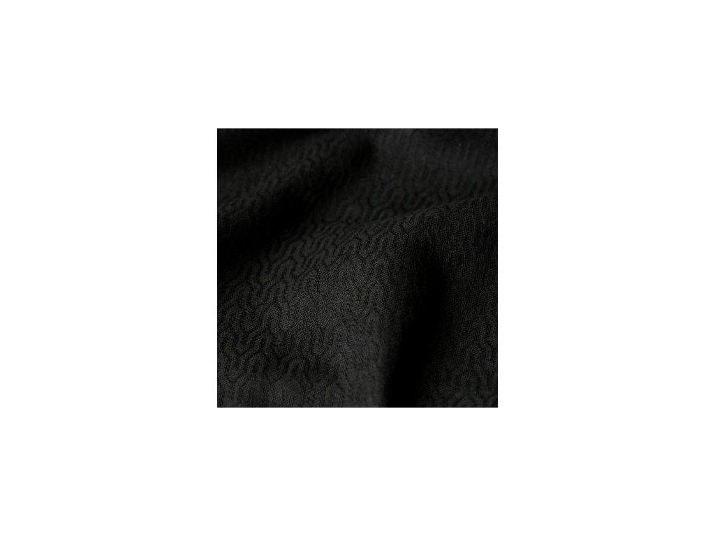 Yaro Turtle black 100% cotton
