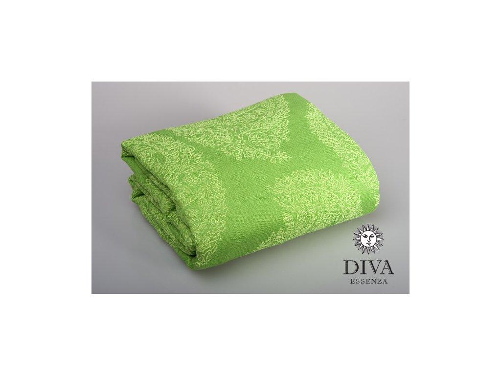 Ring Sling Diva Essenza 100% bavlna: Erba