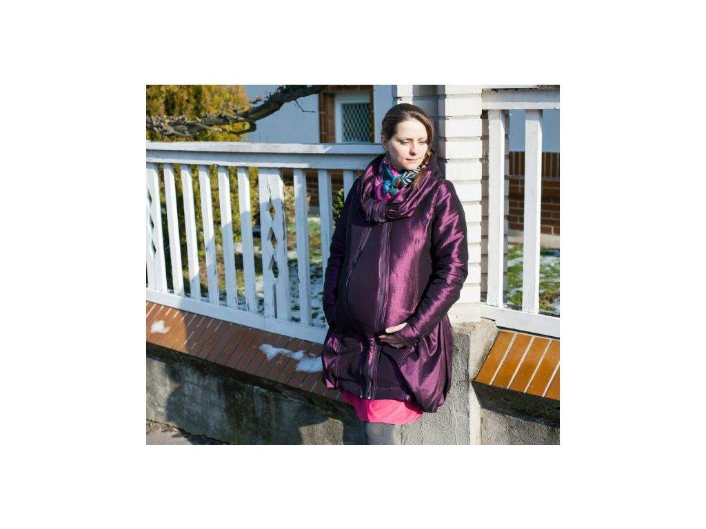 Angel Wings Těhotenská vsadka - kabát