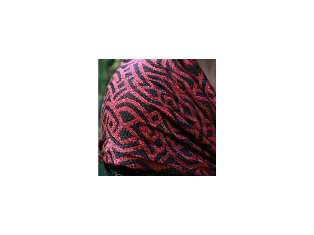 Yaro Braid Black Corail