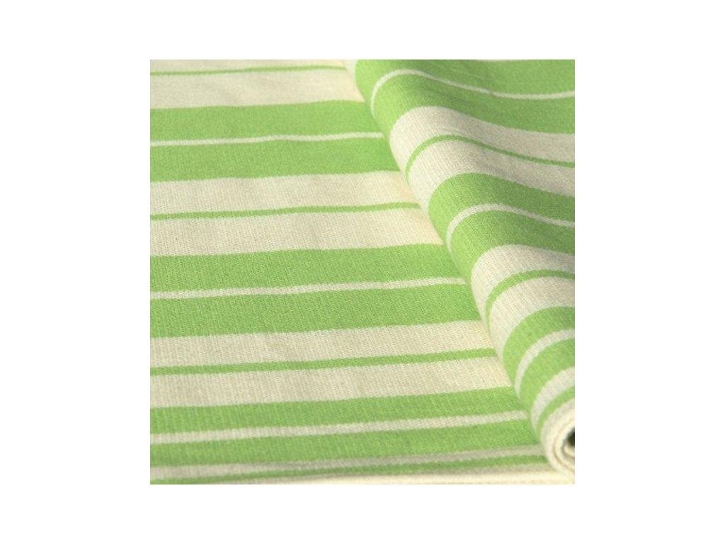 Didymos šátek na panenky Standard zelený