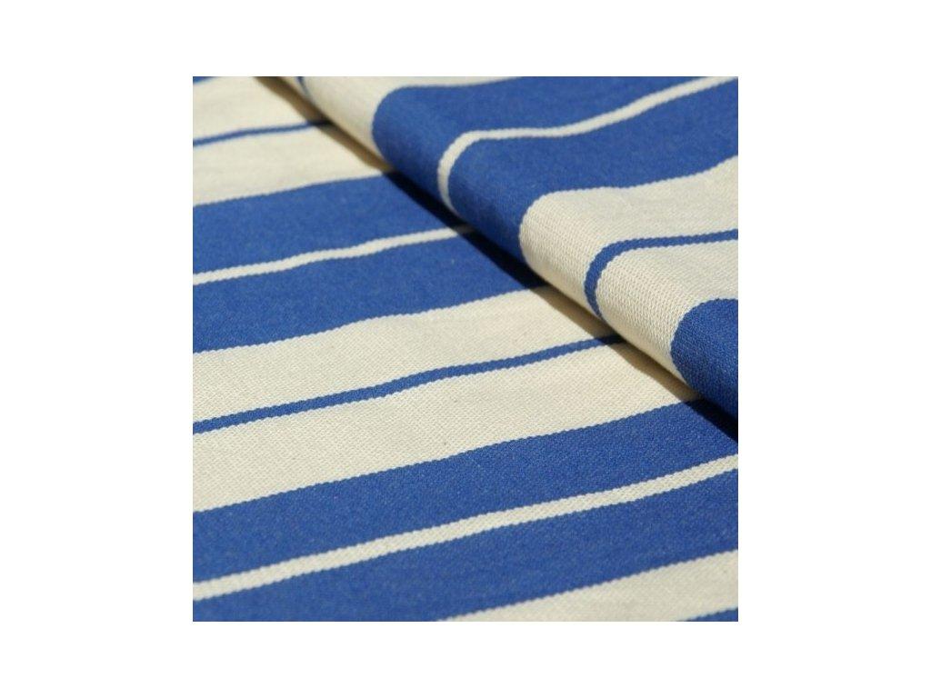 Didymos šátek na panenky Standard modrý