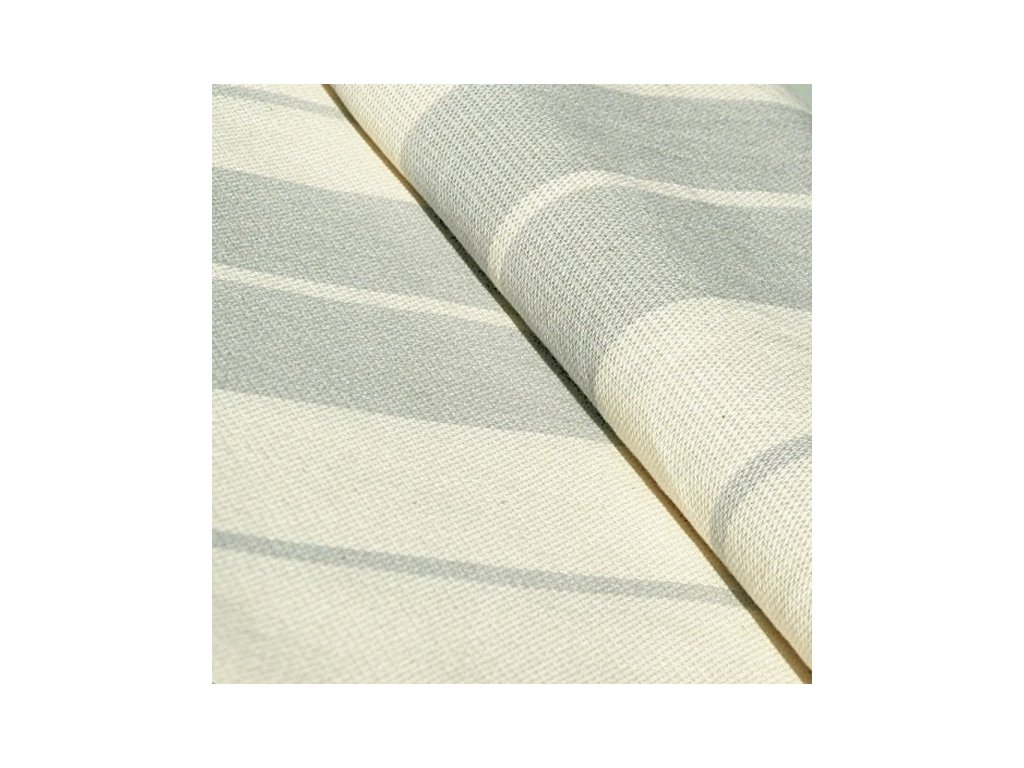 Didymos šátek na panenky Standard šedý