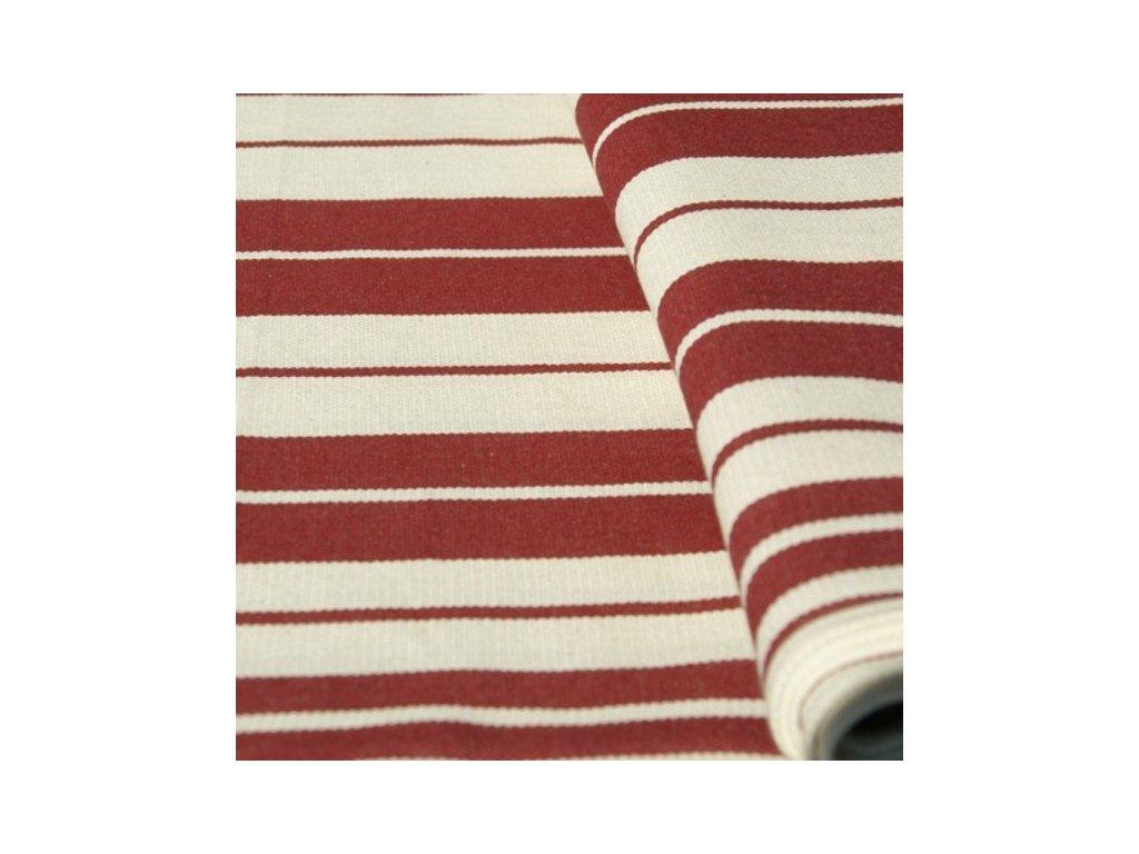 Didymos šátek na panenky Standard červený
