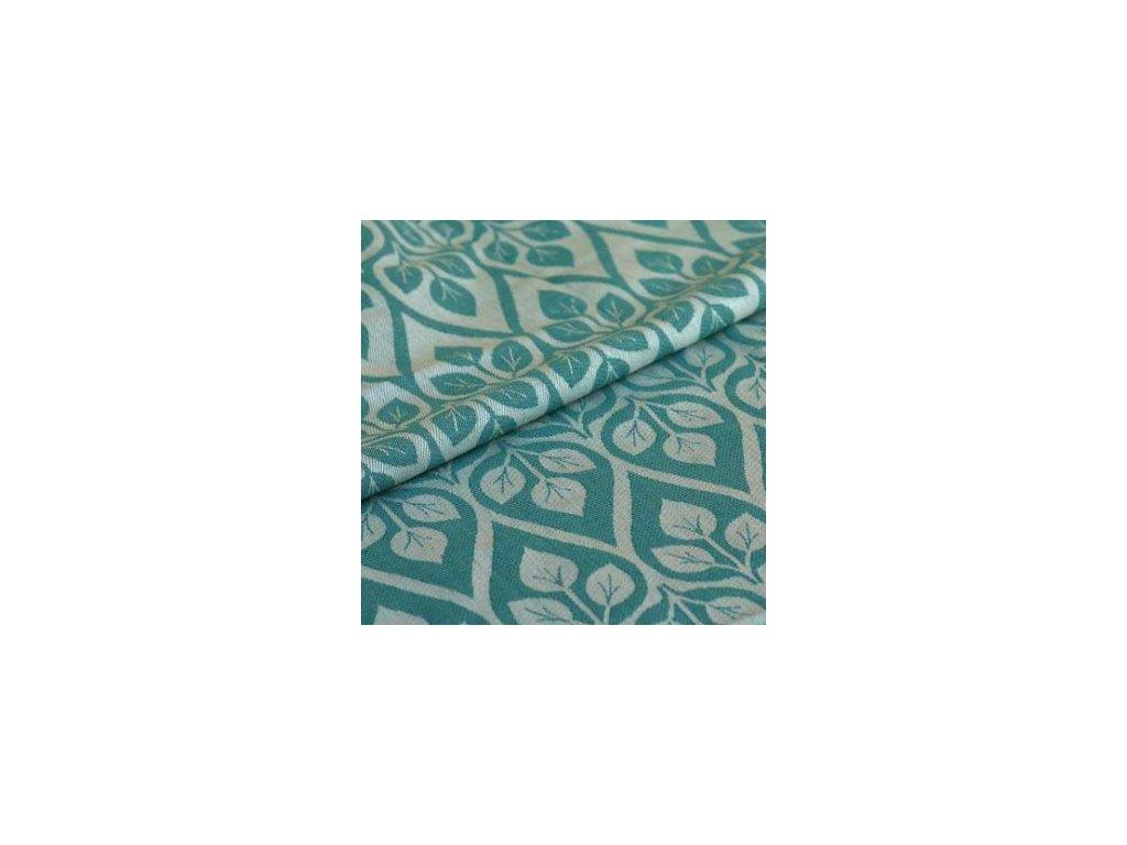 Yaro Shopper La Vita Emerald taška