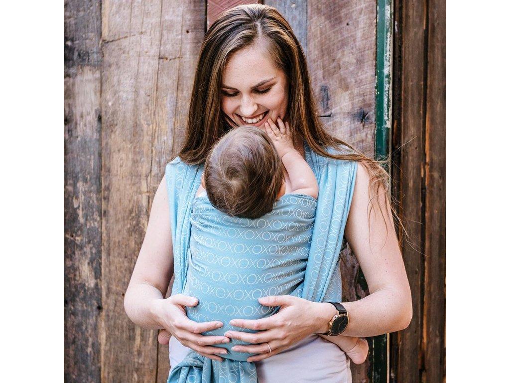 Fidella Hugs and Kisses blue heaven