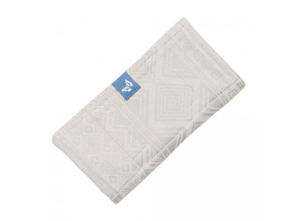 Fidella ochranné návleky Cubic Lines Pale Grey