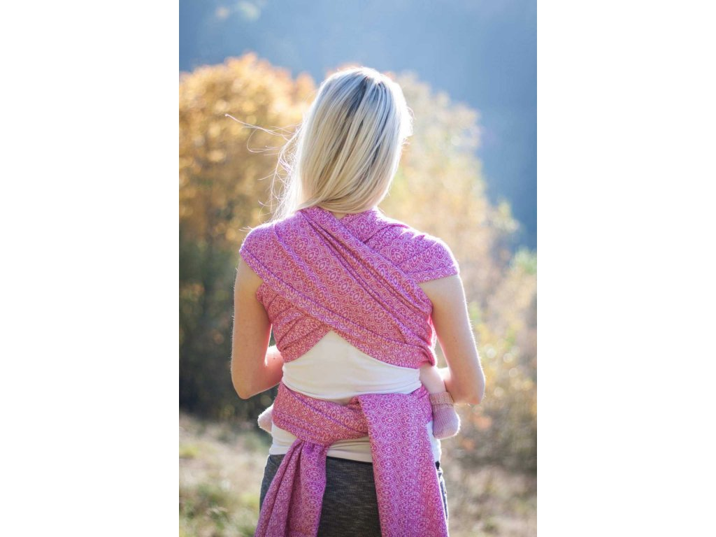 Loktu She Soffa Marshmallow 42% merino vlna TEC, 40% tencela 18% česaná bavlna