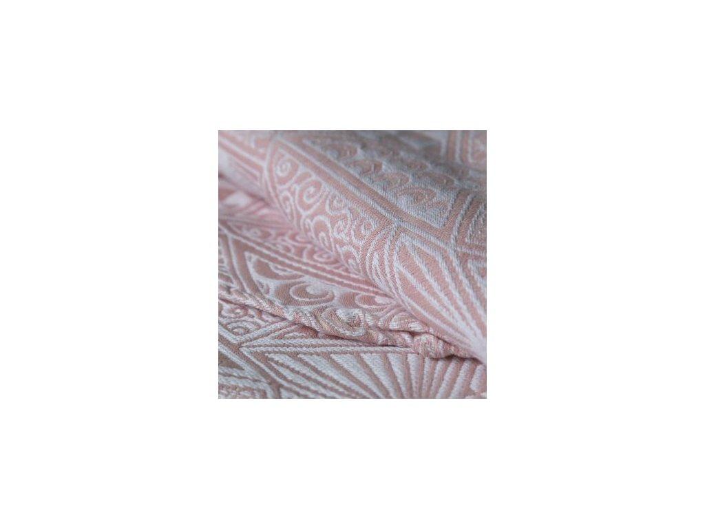 Yaro Geodesic Puffy Light Rose Glam