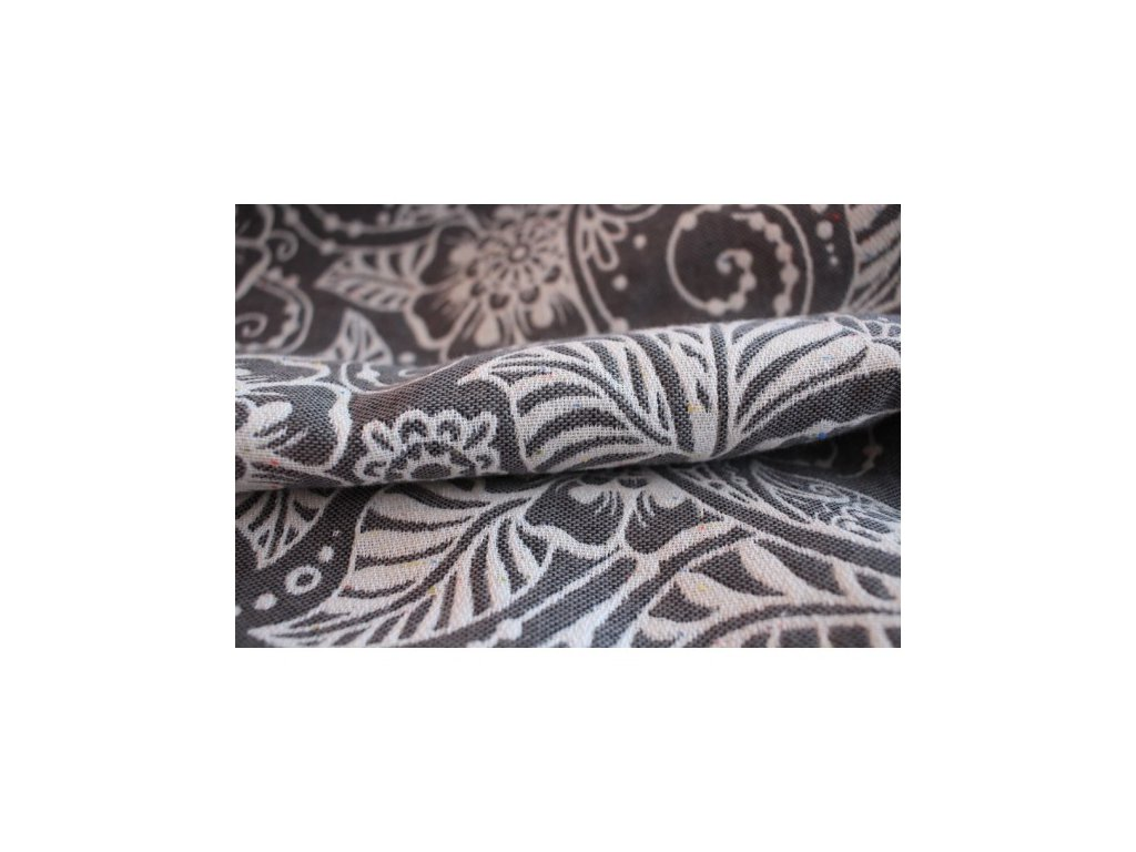 Yaro Ring Sling Ava Contra Grey Confetti 1 % polyester
